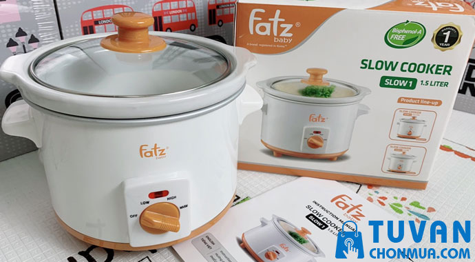 FatzBaby FB9015MH - Fatz Slow 1