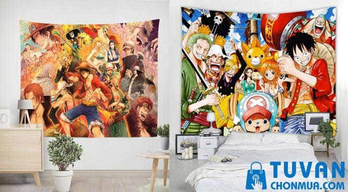 thảm treo tường anime