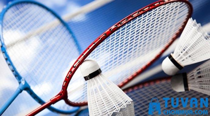 cách bảo quản vợt cầu lông