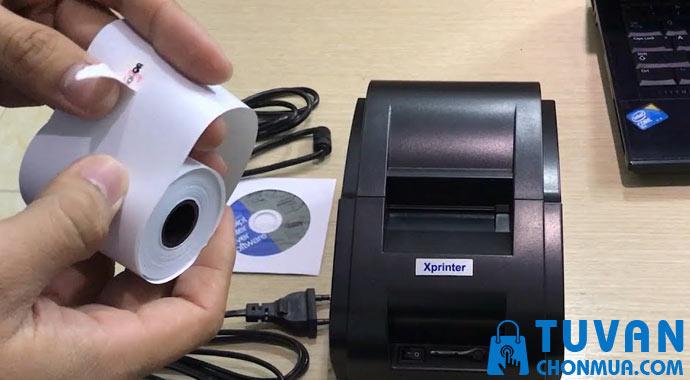 Cách sử dụng máy in bill luôn tốt