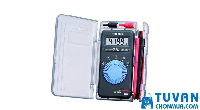 Đồng hồ đo điện bỏ túi Hioki 3244-60