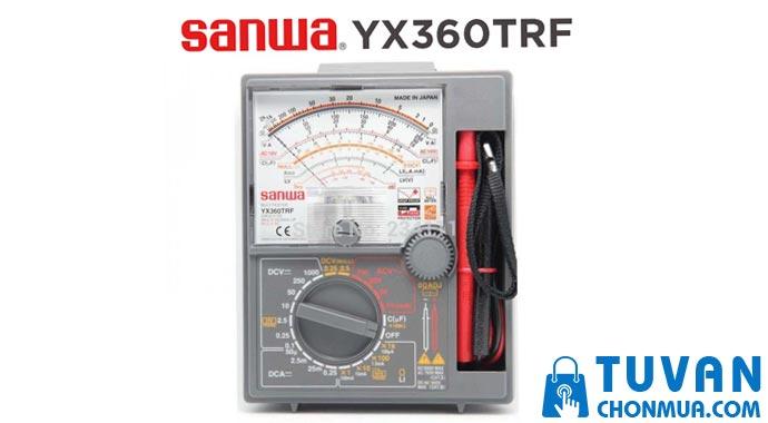 Đồng hồ vạn năng Sanwa YX360TRF