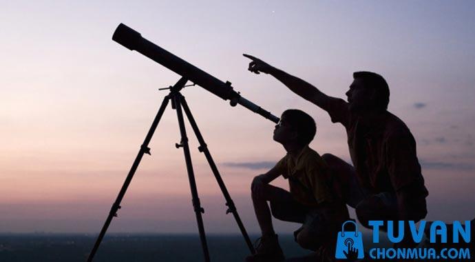 kính thiên văn là gì
