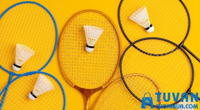 lựa chọn vợt cầu lông