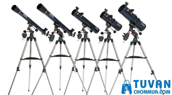 lưu ý khi sử dụng kính thiên văn