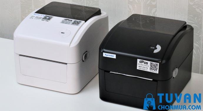 Máy in đơn hàng kết nối điện thoại dPos XP420B