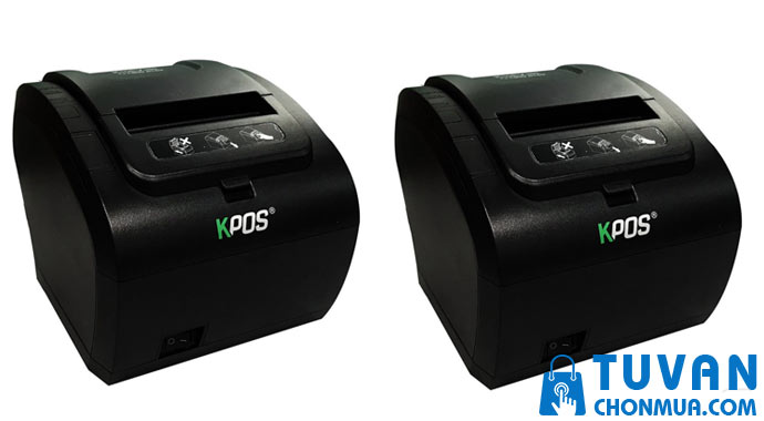 Máy in hóa đơn KPOS ZY307
