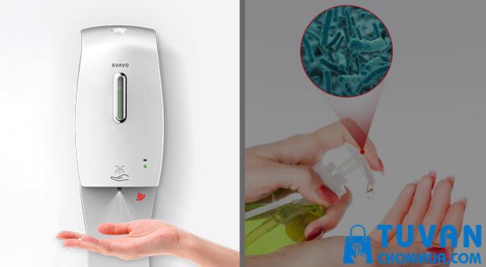 tầm quan trọn của máy rửa tay cảm ứng