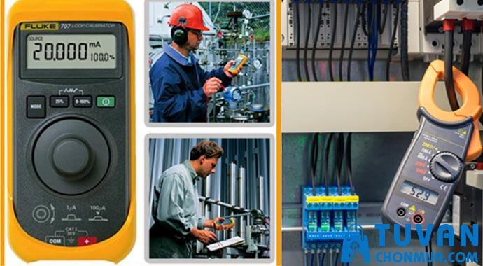 Ứng dụng đồng hồ đo điện vạn năng