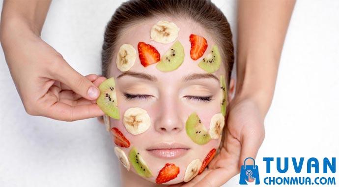 Cách chăm sóc da tại nhà với mặt nạ tự làm