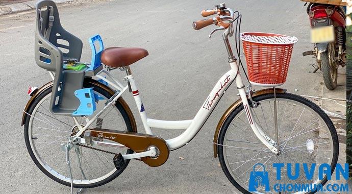 ghế gắn xe đạp cho bé là gì