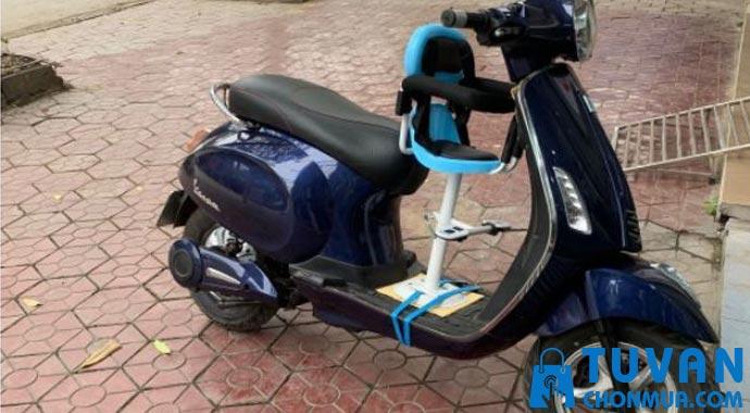 Ghế ngồi xe đạp điện cho bé