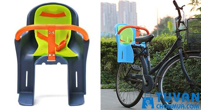Ghế nhựa ngồi xe đạp cho bé Kiba