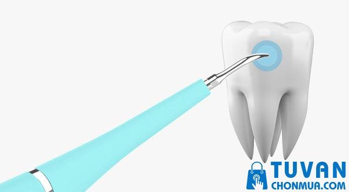 hướng dẫn sử dụng mấy lấy cao răng