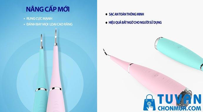 Máy lấy cao răng cầm tay mini Dental Flutter