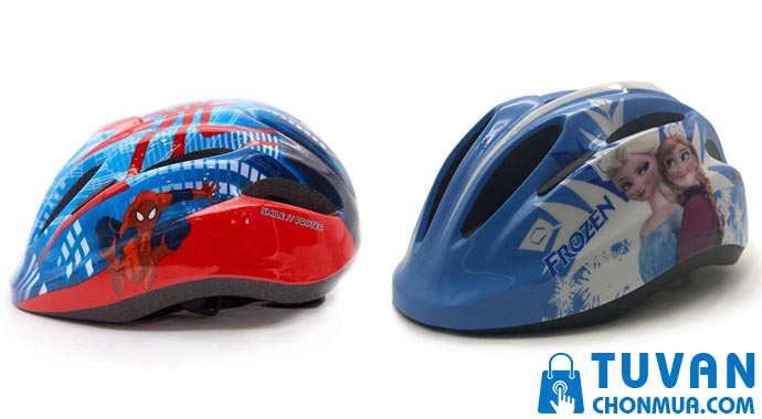 Mũ bảo hiểm xe đạp trẻ em PROTEC SMILE
