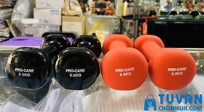 Tạ tay Procare 0,5kg