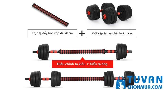 Tạ tay tập gym 10kg