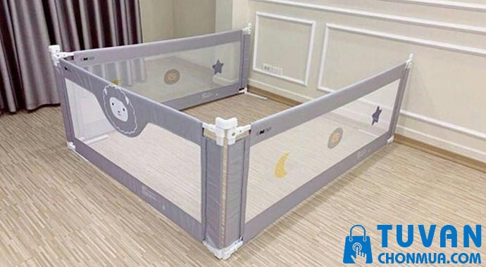Thanh chắn giường Umoo bản nâng cấp