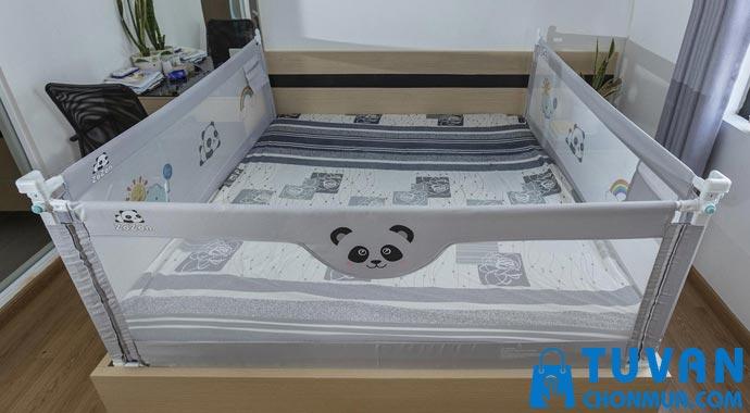 Thanh chắn giường ZOZON (PANDA)