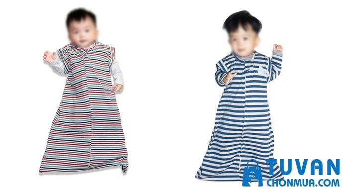 Túi ngủ cho bé NOONON 3 tháng đến 5 tuổi