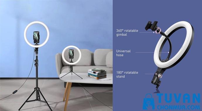 Đèn Livestream Baseus Live Stream Holder-Table Stand