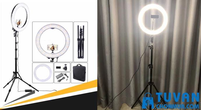 Đèn tròn Livestream size 26 30 36 45 cm