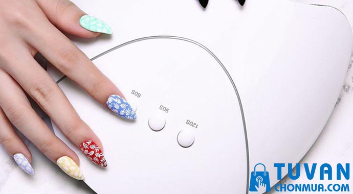 Lợi ích của máy sấy gel móng tay